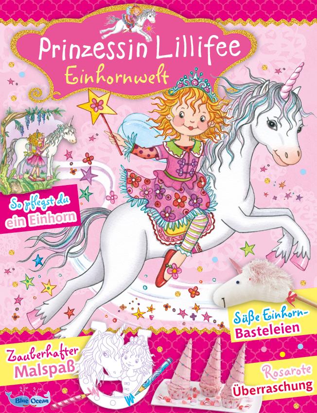 Blue Ocean Entertainment Prinzessin Lillifee Einhornzauber