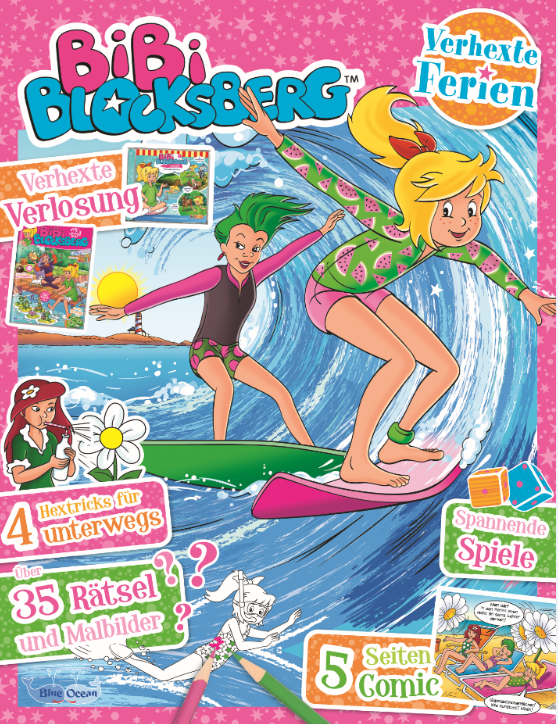 Blue Ocean Entertainment Verhexte Ferien