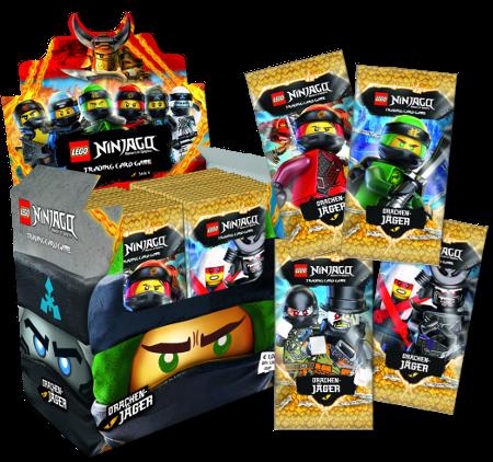 Ninjago karten serie 4