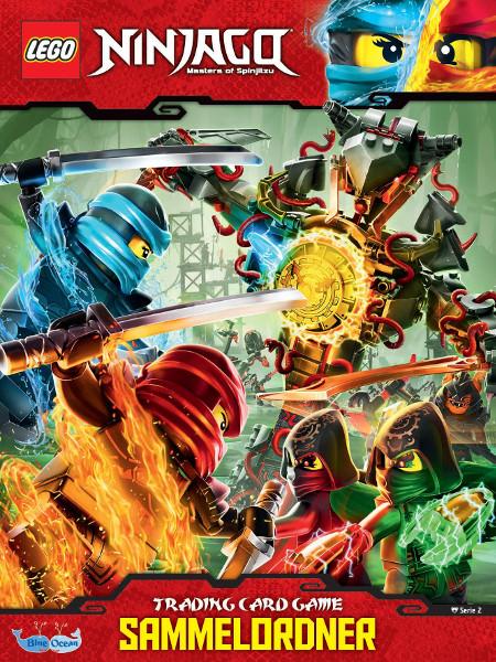 Sammelsticker 85 Movie Blue Ocean LEGO Ninjago